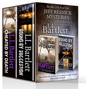 boxed set jeff resnick mysteries