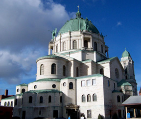 Our Lady of Victory Basilica back